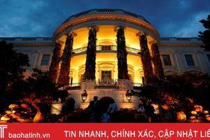 Không khí lễ hội Halloween ở Nhà Trắng