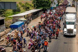 Tổng thống Trump gửi 5.200 binh sĩ tới biên giới Mexico 'chống xâm lược'
