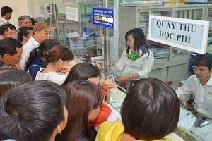 Bộ Tài chính không đồng ý miễn học phí cho học sinh THCS ở TP.HCM