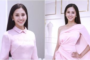 Để hút vận may tại Hoa hậu Thế giới 2018, Trần Tiểu Vy nên chọn đầm dạ hội màu gì mới thực sự hợp phong thủy?