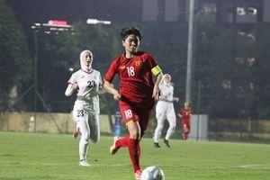 Xác định đối thủ của U19 nữ Việt Nam ở vòng loại thứ 2 châu Á