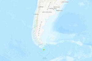 Động đất mạnh rung chuyển miền Nam Chile