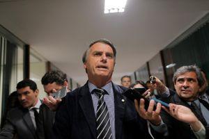 Tổng thống đắc cử Brazil - 'Donald Trump vùng nhiệt đới'