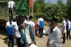 Ninh Thuận khẩn trương cấp gạo cho học sinh vùng đặc biệt khó khăn
