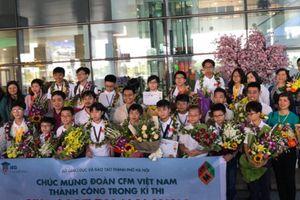 Trường Đoàn Thị Điểm, Ngôi sao Hà Nội thắng lớn ở kỳ thi Thử thách nhà toán học tương lai 2018