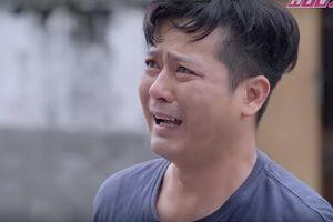 Gạo nếp gạo tẻ tập 76: Liều mình chặn xe, Công bị Hương tát không thương tiếc