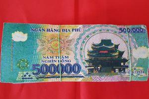 Lâm Đồng: Sư giả dùng tiền âm phủ đổi 199 triệu đồng tiền thật
