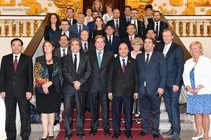 Đề nghị Nghị viện châu Âu ủng hộ sớm gỡ bỏ 'thẻ vàng' xuất khẩu thủy sản Việt Nam