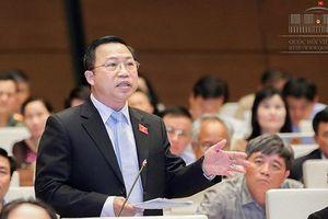 Đại biểu Lưu Bình Nhưỡng: 'Dĩ hòa vi quý có thể thành dĩ hòa vi phạm, dĩ hòa vi hiến là không được'