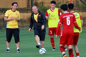 HLV Park Hang-seo nói điều bất ngờ sau trận thua của tuyển Việt Nam
