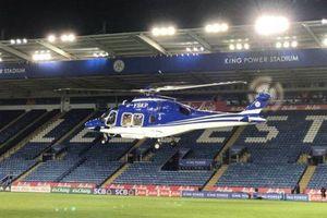 Hé lộ nguyên nhân vụ tai nạn trực thăng của Chủ tịch Leicester