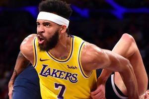 JaVale McGee: 'Không ai có thể cản được Lakers, ngoài chính Lakers'