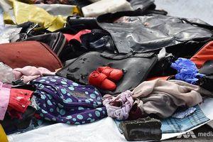 Phát hiện thi thể một trẻ sơ sinh trong vụ tai nạn máy bay ngoài khơi Indonesia