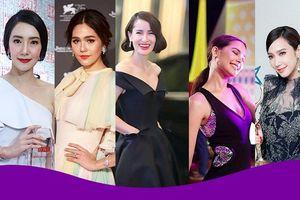 5 nữ diễn viên Thái Lan nhận được nhiều giải thưởng nhất