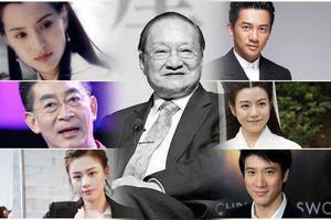 Diễn viên Hoa Ngữ đồng loạt bày tỏ tiếc thương trước sự ra đi của nhà văn Kim Dung