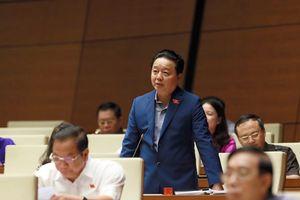 Bộ trưởng Trần Hồng Hà trả lời chất vấn về xử lý ô nhiễm sông Nhuệ - Đáy