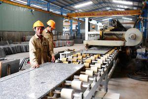 Bình Định: Doanh nghiệp khai thác, chế biến đá nỗ lực vượt khó