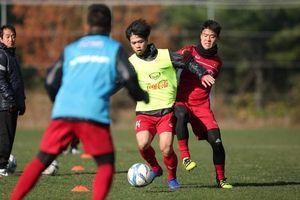 Phải chăng HLV Park Hang Seo đang rất ưu ái Công Phượng ở AFF Cup ?