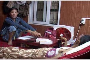 Quảng Ninh: Bắt giữ đối tượng bị liệt, bán ma túy tại giường