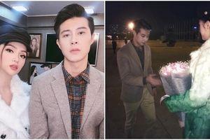HOT: Hương Giang được bạn trai người Thái bất ngờ cầu hôn