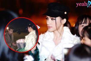 Hương Giang lên tiếng sau thông tin được bạn trai tin đồn cầu hôn: 'Người ta lịch sự nên tặng hoa thôi'