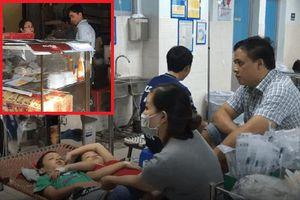 TP.HCM: Kiểm tra cơ sở cung cấp bánh mì chà bông khiến 40 người nhập viện