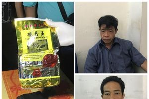 Triệt phá đường dây ma túy lớn từ Sơn La về Hải Phòng