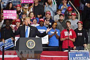 Tổng thống Mỹ 'chạy nước rút' vận động trước bầu cử giữa kỳ