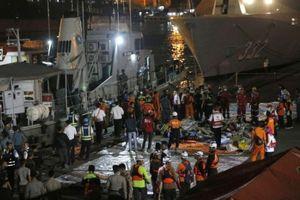 Vụ máy bay Lion Air rơi: Đã trục vớt được nhiều thi thể