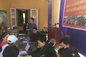 Hưng Yên: Chăm sóc sức khỏe cho hàng trăm nạn nhân da cam huyện Phù Cừ