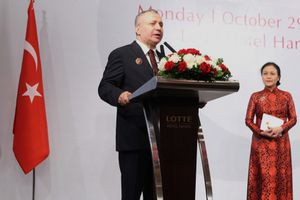 Kết nối bền chặt tình hữu nghị Việt Nam – Thổ Nhĩ Kỳ