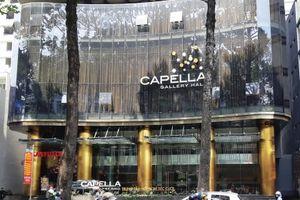 TP HCM: Capella Gallery Hall bị đề nghị xử phạt vì cải tạo công trình không có giấy phép