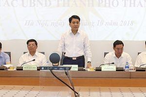 Chủ tịch UBND TP Nguyễn Đức Chung: Xử lý nghiêm các vi phạm đất rừng tại Sóc Sơn