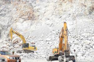 Các cơ quan chức năng tỉnh Hà Nam có 'ưu ái' về sai phạm tại mỏ đá Công ty Hồng Hà?