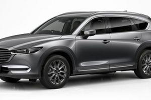 Mazda CX-8 2019 trình làng thị trường nội địa với động cơ tăng áp mới