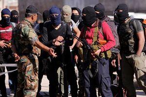 Phiến quân Syria bất ngờ đòi 'chen chân' vào tiến trình chính trị