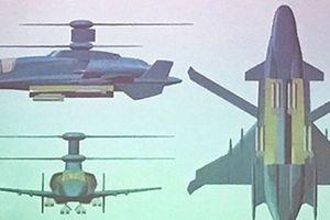 Lộ bản thiết kế siêu trực thăng Nga có tốc độ 700km/h khiến phương Tây giật mình