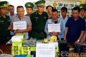 Trùm buôn ma túy từ Tam giác vàng trong vỏ bọc chủ vựa phế liệu