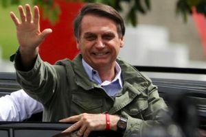 Tân tổng thống cực hữu của Brazil xây dựng quan hệ hữu hảo với Mỹ