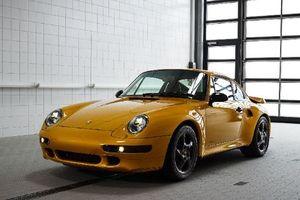 Porsche Project Gold 993 Turbo được đấu giá 72 tỷ đồng
