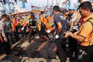 189 người trên máy bay gặp nạn của Indonesia có thể đã thiệt mạng