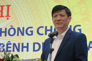 Chân dung Thứ trưởng Y tế vừa được bổ nhiệm làm Phó Ban Tuyên giáo