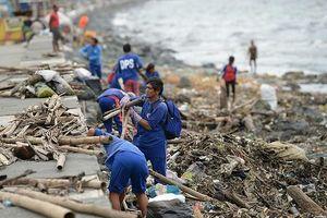 Siêu bão Yutu gây thiệt hại nặng nề khi đổ bộ vào Philippines