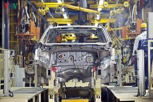Ngành công nghiệp ô tô Việt Nam 20 năm vẫn phụ thuộc doanh nghiệp FDI