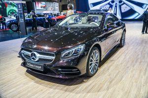 Khám phá Mercedes S450 4Matic Coupe giá hơn 6 tỷ đồng