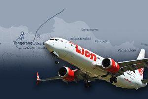 Máy bay Indonesia rơi bất thường, chuyên gia đặt ra các giả thiết rùng rợn