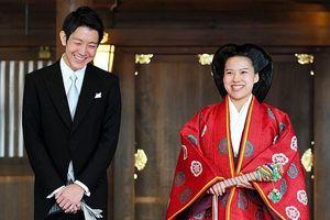 Công chúa Nhật Bản từ bỏ địa vị kết hôn với thường dân: 'Lòng tôi ngập tràn hạnh phúc'