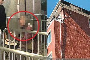Cụ bà ăn xin Trung Quốc sở hữu biệt thự 5 tầng, 10 cửa hàng cho thuê