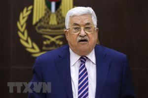 Tổng thống Palestine phản đối đề xuất hòa bình của Mỹ