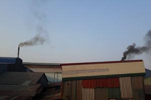 Tại xã Hữu Bằng, huyện Thạch Thất: Doanh nghiệp... vẫn gây ô nhiễm